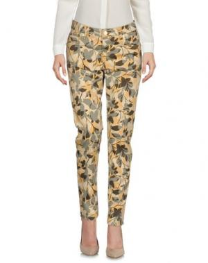 Повседневные брюки MAX & CO.. Цвет: песочный