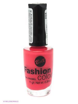 Устойчивый гипоаллергенный лак для ногтей Fashion Colour, тон 205 Bell. Цвет: розовый