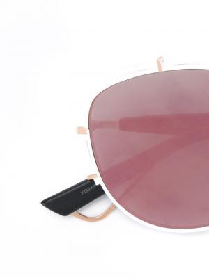 Солнцезащитные очки Technologic Dior Eyewear. Цвет: чёрный