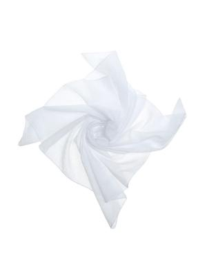 Платок Gusachi. Цвет: белый