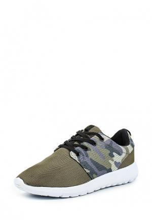 Кроссовки WS Shoes. Цвет: зеленый