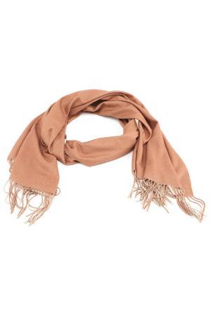 Палантин Blu Style. Цвет: коричневый, бежевый