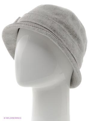 Шляпа LORICCI. Цвет: серый