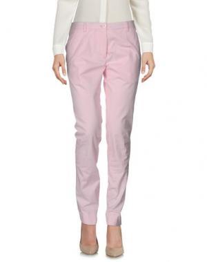 Повседневные брюки CÉLINE. Цвет: розовый