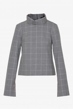 Жакет VASSA&Co. Цвет: серый