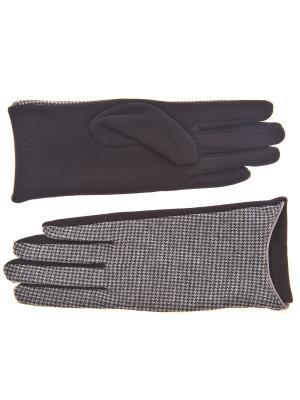 Перчатки Mellizos. Цвет: черный