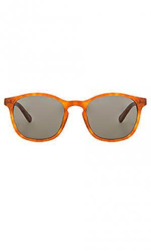 Солнцезащитные очки saint malo RAEN. Цвет: оранжевый
