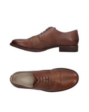 Обувь на шнурках 01000010 by BOCCACCINI. Цвет: коричневый