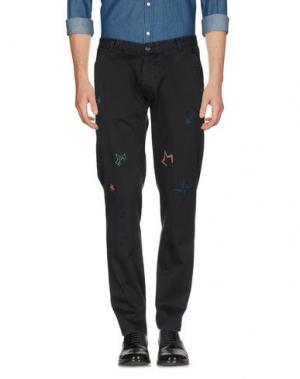Повседневные брюки MACCHIA J. Цвет: стальной серый