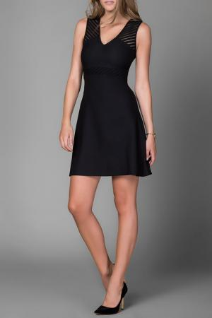 Платье Milla. Цвет: black