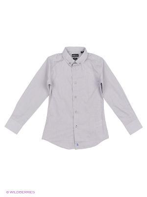 Рубашка Orby. Цвет: серый