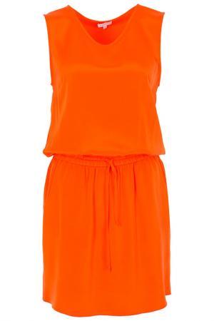 Платье P.A.R.O.S.H.. Цвет: оранжевый