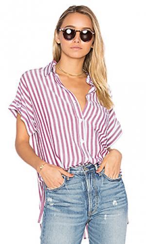 Рубашка whitney Rails. Цвет: красный