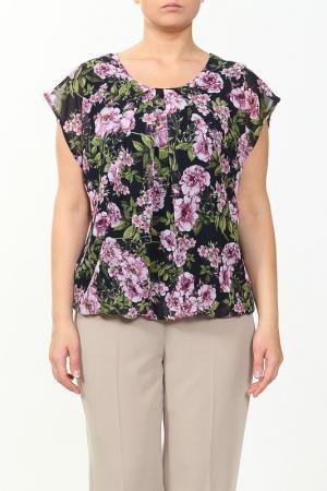 Блуза Stillon. Цвет: фиолетовый