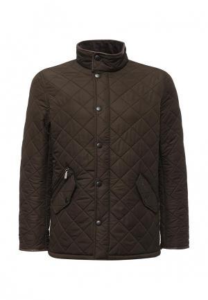 Куртка Barbour. Цвет: хаки