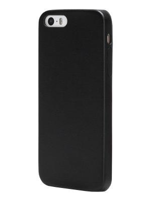 Чехол защитный для iPhone 5/5s/SE,черный, CoastCaseBlack Ubear. Цвет: черный