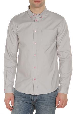 Рубашка Marc by Jacobs. Цвет: серый