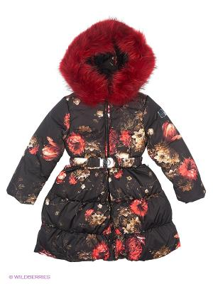 Пальто DIALINI. Цвет: черный