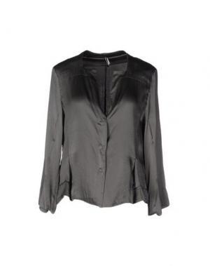 Pубашка LIVIANA CONTI. Цвет: свинцово-серый