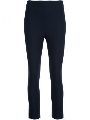 Укороченные брюки с завышенной талией Derek Lam 10 Crosby. Цвет: чёрный