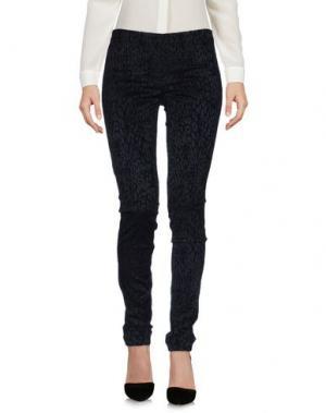 Повседневные брюки CARLA G.. Цвет: темно-синий