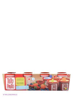 Набор ароматизированной массы для лепки BOJEUX. Цвет: красный