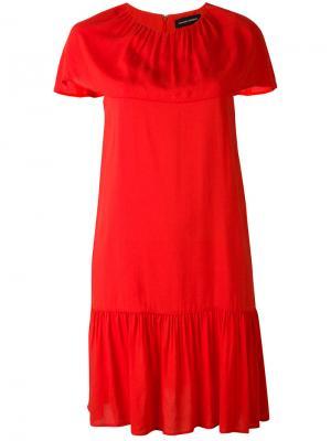 Delphes dress Vanessa Seward. Цвет: красный