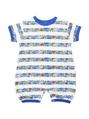 Песочник Веселый малыш. Цвет: голубой, белый