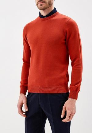 Джемпер Marks & Spencer. Цвет: оранжевый