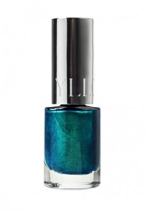 Лак для ногтей Yllozure. Цвет: зеленый