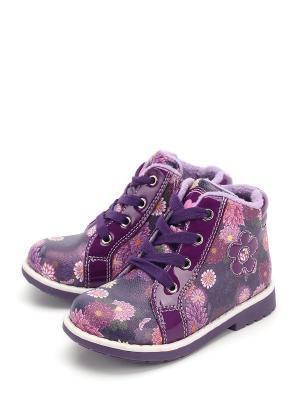 Ботинки Indigo. Цвет: фиолетовый