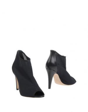 Ботинки VALERI. Цвет: черный