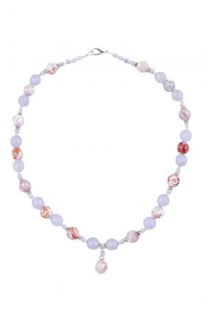 Ожерелье 124667 Shams. Цвет: фиолетовый