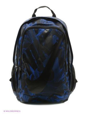 Рюкзак NIKE HAYWARD FUTURA 2.0 - PRIN. Цвет: синий