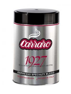 Кофе Carraro 1927  250 гр ж/банка. Цвет: коричневый