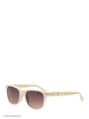 Солнцезащитные очки TM 500S 04 Opposit. Цвет: молочный