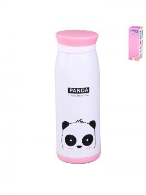 Термос 500 мл.(панда) PATRICIA. Цвет: белый,черный,розовый