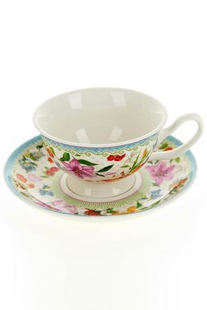 Чайный набор 4пр, 180 мл Nouvelle. Цвет: мультицвет