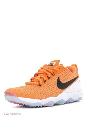 Кроссовки NIKE ZOOM HYPERCROSS TR2. Цвет: оранжевый