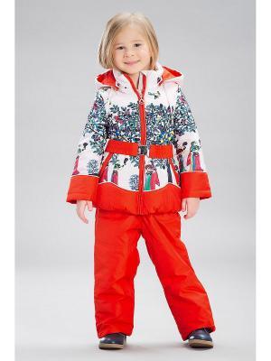 Комплект одежды Bilemi. Цвет: красный
