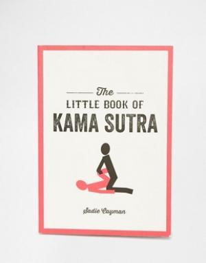 Books Книга Little Book of Kama Sutra. Цвет: мульти