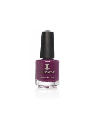 Лак для ногтей  # 948 Delhi Delight, 14,8 мл JESSICA. Цвет: сливовый