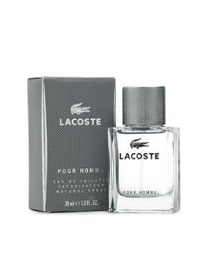 Туалетная вода Lacoste Pour Homme, 50 мл. Цвет: прозрачный