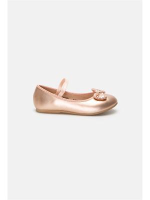 Туфли ACOOLA. Цвет: розовый