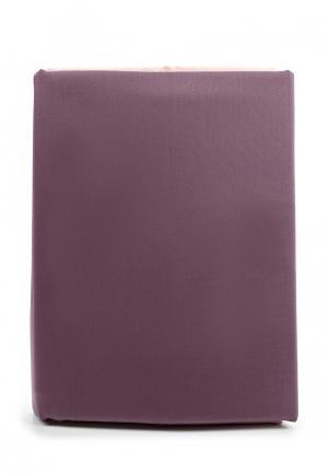 Комплект постельного белья 2-спальный Хлопковый Край. Цвет: фиолетовый