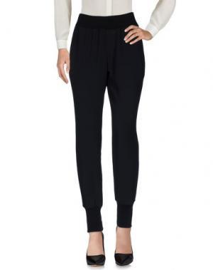 Повседневные брюки ANNECLAIRE. Цвет: черный