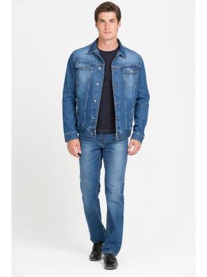 Куртка Dasmann. Цвет: синий