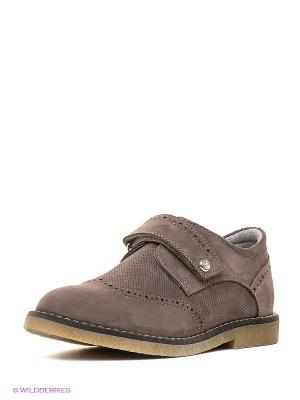 Туфли ELEGAMI. Цвет: светло-коричневый