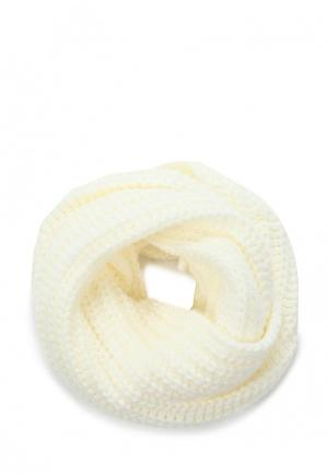 Снуд Baon. Цвет: белый