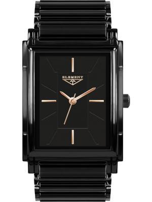 Часы 33 ELEMENT. Цвет: золотистый, черный, красный